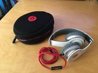 Beats Solo HD Headphones - White