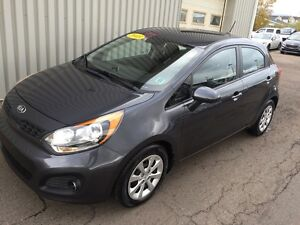 2013 Kia Rio LX+ LX+ EDITION WITH FACTORY WARRANTY, EXCEPTION...