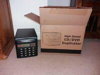 SYSTOR 1-1 CD/DVD TARGET DUPLICATOR