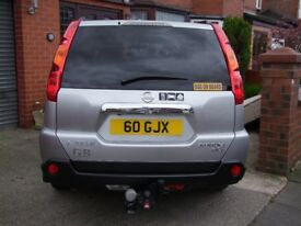 Dog Guard for Nissan X-Trail 2009