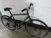 Ridgeback hybrid aluminium bike city road bicycle as good as carrera trek specialized giant pinnacle
