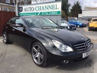 Mercedes-Benz CLS 3.0 CLS320d CDI 7G-Tronic 4dr£5,985 p/x welcome MINT CONDITION! FREE WARRANTY!
