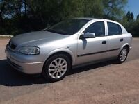 VAUXHALL ASTRA 1.7 CDTI LS (Silver) Immaculate clean fully maintained car. Must be seen!
