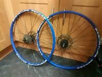 Bike wheels mountain size 26inch