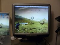 "Free Hanns-G 19"" LCD monitor"