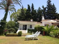 2 BED HOLIDAY RENTAL, GUADALMINA, MARBELLA - IDEAL FOR GOLFERS!