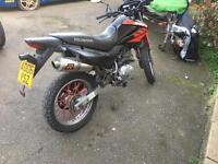 Honda Xr 125 xr125 Xt wr