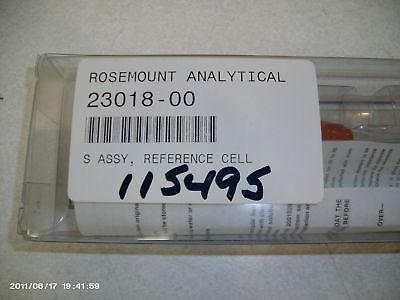 Rosemount Analytical Reference Ph Electrode Sensor Probe 23018-00