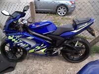 2009 - Rieju RS2-50 Matrix (LearnerLegal Bikes)