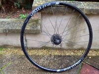 Maddux RD 2.0 Disc Rear Wheel with Cassette