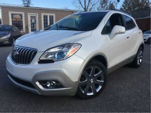 2014 Buick Encore Leather NAVIGATION BOSE NAV HEATED WHEEL