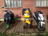 Ugbest electric mopeds (motorbikes)