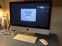 "Apple iMac 21.5"" 2.7GHz, i5 Quad Core, 4GB Ram, 1TB - mid 2011"