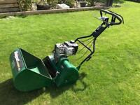 Masport Olympic lawnmower