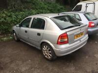 Vauxhall Astra 1.8 cheap