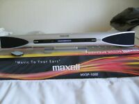 MAXELL SPEAKER FOR iPOD