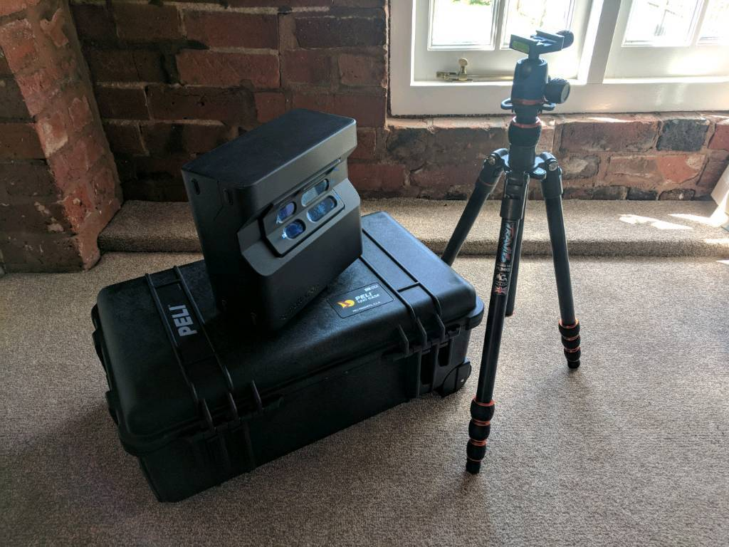 Matterport Pro2 3D virtual tour camera - BRAND NEW | in Coventry, West  Midlands | Gumtree