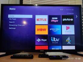 Samsung HD-32 inch TV