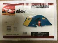 Gelert CADIZ 4 person tent.