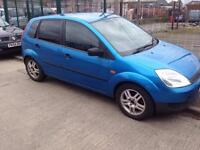 Ford Fiesta finesse