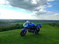 Suzuki SV650 Very Low Mileage Long MOT Excellent Condition (SV650s, not SV650N, MT07)