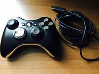 Limited edition bullets Xbox 360 wireless controller!