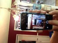 I phone5c blue cracked! 16gig