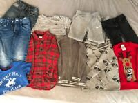 Boys Bundle of Clothes. Age 4-5. Including Nike, River Island and Polo clothing