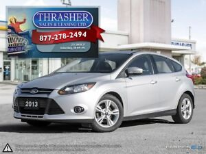 2013 Ford Focus Titanium, LOADED, Winter and Summer Tires!