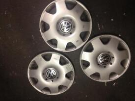 "VW Polo 14"" Wheel Trims"