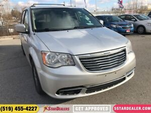 2012 Chrysler Town & Country Touring   STOW-N-GO   REAR AIR