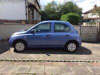 Nissan Micra S 2003 (53) 1.2 Petrol-5 Door