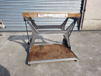 Genuine MK1 Workmate Pre Black & Decker 1970 ish By Ron Hickman ex Lotus designer workbench