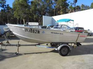 Stacer 429 Seahorse 2006 model Forster Great Lakes Area Preview