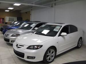 2005 Mazda MAZDA3 5SPD!LEATHER+ROOF!FULLY CERTIFIED@NO EXTRA CHA