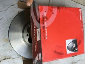 FORD TRANSIT VAN 2006 2.4 DIESEL NEW FRONT BRAKE DISC