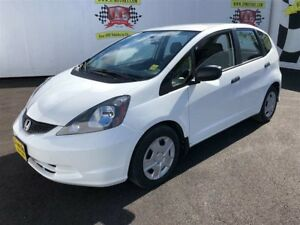 2013 Honda Fit DX-A, Automatic, Traction Control