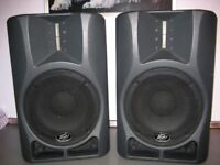 Pair of PEAVEY Powered speakers. Good condition, great sound. Down sizing forces sale