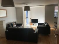 Flatmate to share 2 bed flat with , ( 1 room rent)