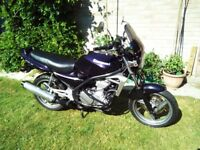 Kawasaki ER5 C1 2002 500cc
