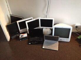 laptop desktop job lot