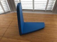 Ikea Mammut Blue Shelves