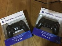 Controller Pad Playstation 4 Dualshock Version 2 Brand New sealed