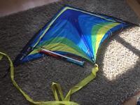 Kite ready to fly