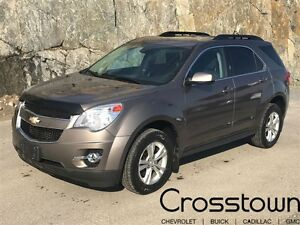 2012 Chevrolet Equinox 1LT/HEATED SEATS/BLUETOOTH/BACKUP CAMERA