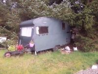 CLASSIC, RETRO, CARAVANS FOR RESTORATION