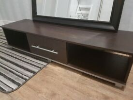 Tv media unit, sideboard and stero cabinet all matching