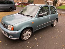 SUPER LITTLE NISSAN MICRA LOW MILEAGE DRIVES GREAT 1.0 PETROL CHEAP INSURANCE MUST SEE BARGAIN