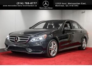 2014 Mercedes-Benz E350 4MATIC
