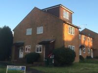 CRAWLEY: Broadfield Super 2 bed end terraced house